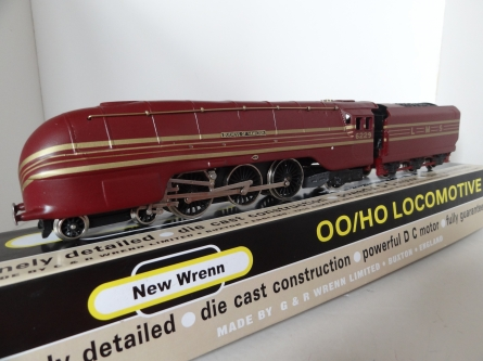 NEW WRENN W8002A CORONATION STREAMLINER - 25 LIMITED EDITIONS - ONLY 1 Left!