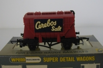 "W5021 ""Cerebos"" Salt Wagon - Red - Label Version"