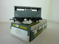 Wrenn W.4630A Cattle Wagon - GW Grey