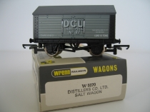 "W5070 ""Distillers Co Ltd"" Salt Wagon Wagon - Grey - No 87"