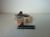 "Wrenn ""N"" Gauge Cat No 505 Buffer Stops with Track  - Brown"