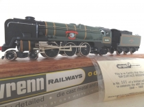 "W2402  ""Sir Eustace Missenden"" B/B Class Locomotive - Ltd Edition ( No 161 )-RARE"