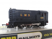 Wrenn W2233 0-6-0 Diesel Shunter - LMS Black