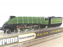 "Wrenn W2209 ""Golden Eagle"" A4 - LNER Apple Green - P4"