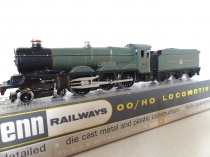 "Wrenn W2247 ""Clun Castle"" - GWR Green"