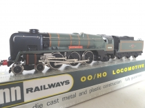 "Wrenn W.2287 ""Westward Ho"" Locomotive - BR Green - 1990 RARE"