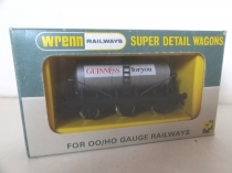 "W.5003 6 Wheeled ""Guiness"" Tanker Wagon- Tampo Printed - Rare"