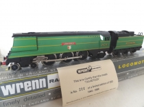 "Wrenn W.2407 ""Tavistock"" Locomotive - SR Green - Ltd Edition - Rare"
