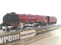 Wrenn W2242 City of Liverpool - LMS Red - Mid P3 Issue