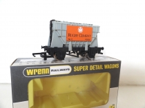 Wrenn W5080 Light Grey Rugby Cement Wagon - 1991/2 - V/Rare