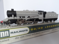 Wrenn W.2281 8F 2-8-0 Locomotive - WD Grey - V/RARE