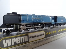 "Wrenn W2229/A ""City of Manchester"", City Class - BR Blue - Early P4 - RARE"