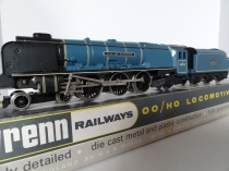 Wrenn W2229 City of Glasgow- Princess Coronation Pacific Class- P3 Issue