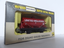 "Wrenn W5077 ""United Molasses"" Tank Wagon - Red"