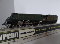 "Wrenn W2211 ""Mallard"" A4 Class  Locomotive - 60022 - BR Green - Mid P3 Issue"