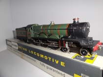 Wrenn W2222 Devizes Castle-GWR Green - Mid P3 Issue