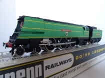 "Wrenn W.2305 ""Wadebridge"" West Country Locomotive - SR Green - V/RARE"