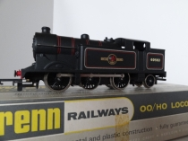 Wrenn W2216 N2 0-6-2 Tank Locomotive - BR Black