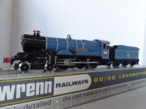 "Wrenn W2223 ""Windsor Castle"" BR Blue - RARE Period 4 Issue"
