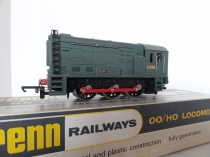 W2231 Class 08  0-6-0 Diesel Shunter - BR Green - P3 Issue