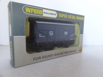 "Wrenn W5058 ""GW"" Fruit Van - Dark Grey - 38200 - Rare"