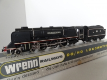 "Wrenn W2227 ""City of Stoke on Trent"" City Class - LMS Black -  Late P3 Issue"