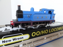 NEW WRENN W8003A Caledonian Railways 0-6-0 Tank - Limited Edition