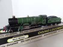 "NEW WRENN W8000B ""Dudley Castle"" - Limited Edition - Authentic 1948 Livery"