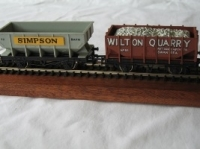 "Wrenn ""NEVWAS"" Wagons"