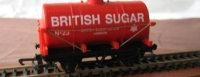 Wrenn W.5501 British Sugar - Limited Edition