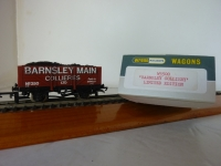 Wrenn Limited Edition or Non or What! - Barnsley Main Wagon?