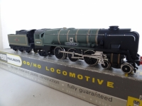 Wrenn W2236/A Bodmin Rebuilt West Country - Black Plate Version - RARE