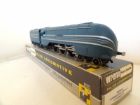 Wrenn W2301A Coronation Streamliner - LMS Blue - V/RARE