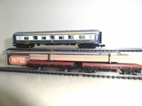 Wrenn N Gauge Range - 1967 to 1977