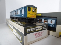 Wrenn 150th Anniversary Limited Edition B/B Sets - Blue/Grey - VERY RARE