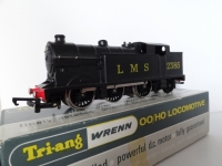 Period 2 Tri-ang WRENN  Locomotives becoming RARE!