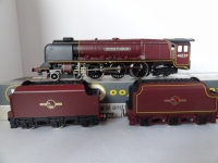 Wrenn W2264 Duchess of Hamilton - BR Maroon - Variations