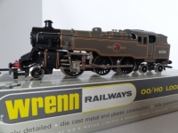 Wrenn KHAKI Locomotives - Circa 1982/4/5 - VERY RARE