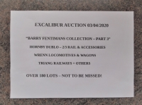EXCALIBUR AUCTION 3/04/2020 - 10.30 hrs Start - On the saleroom.com