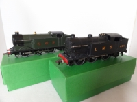 Hornby Dublo EARLY POST - WAR N2 Tank Locomotives