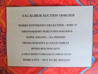 EXCALIBUR ON LINE AUCTION 19/06/2020 - 10.30 hrs START - On the sale-room.com